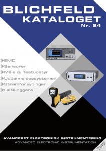 Erik Blichfeld A/S Katalog