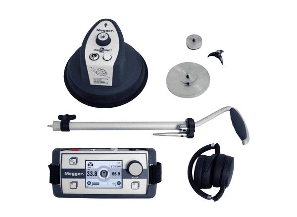 Megger DigiPHONE+2  – op til 20 dB mere forstærkning af fejlsignalet