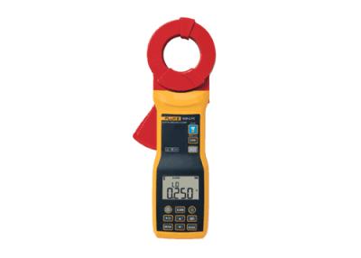 FLUKE 1630-2 & 1630-2 FC Tangamperemeter, lækstrømtest & Jordsløjfe