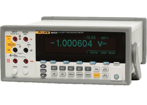 FLUKE 8845A & FLUKE 8846A 6,5 ciffer Multimeter