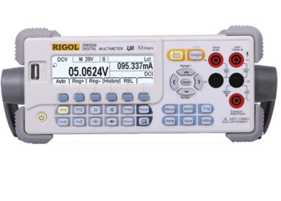 RIGOL DM3058 & RIGOL DM3058E 5 1/2 ciffer digital multimeter