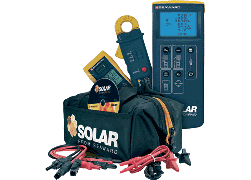 Seaward SolarLink Test Kit