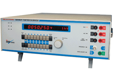 Time Electronics 5025 E & 5025 C