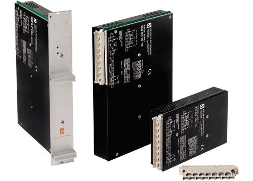 Switch mode DC strømforsyninger og UPS til DIN skinne (SPAR >50%)