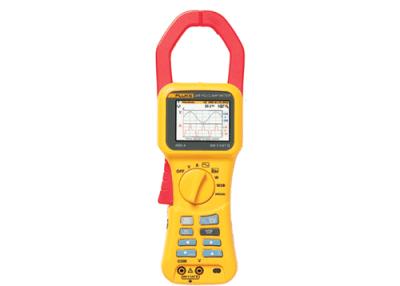 FLUKE 345 Tangmeter til effektmåling & spændingskvalitets måling