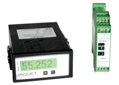 JAQUET T400 serie Tachometer system
