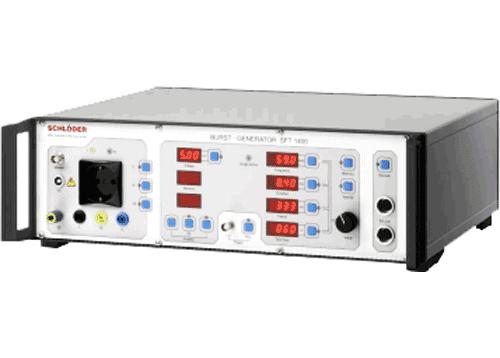 Schlöder SFT 1400 - Burst generator 125 kHz.