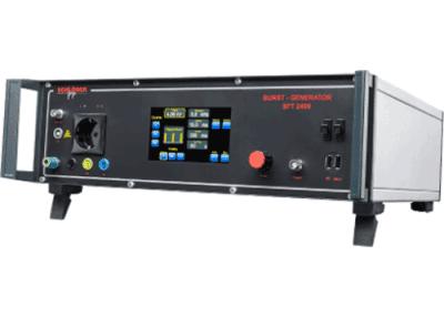 Schlöder SFT 2400 - Burst generator 125 kHz.