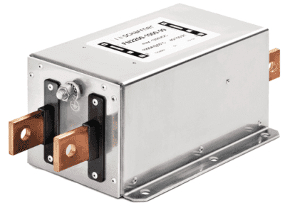 Schaffner FN-2200 DC EMC/EMI filter til PV inverter