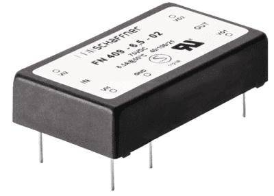 Schaffner FN-400 PCB filter serie