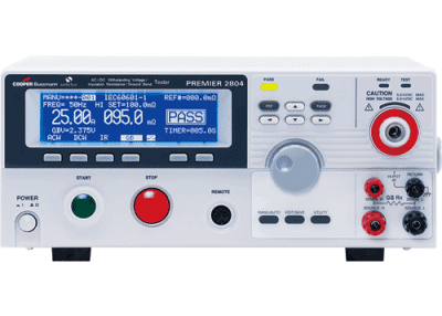 Sefelec Premier 2804 Elektrisk Sikkerhedstester
