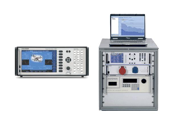 Power analysator og spændingskvalitet