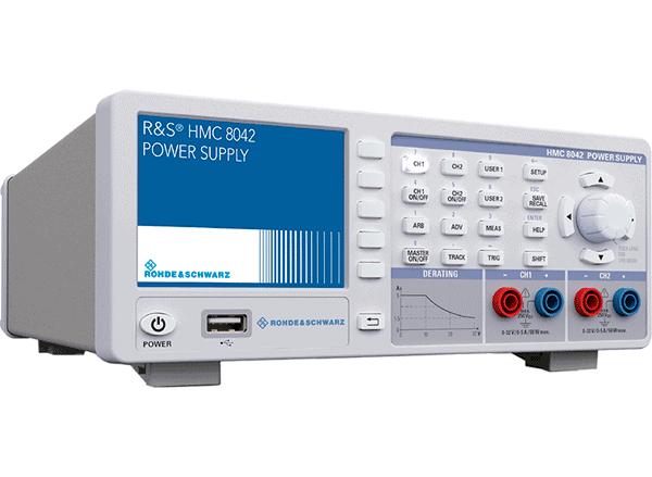 Rohde & Schwarz (Hameg) DC forsyninger, oscilloskoper, generator mm. (udsalg)