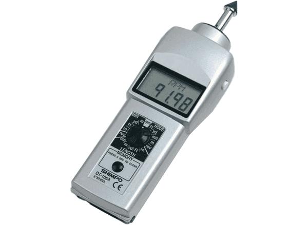 Shimpo Digital tachometer & Imada Træk/Tryk kraftmåler